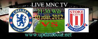 Prediksi Skor Chelsea vs Stoke City 10 Maret 2012