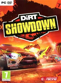 DiRT Showdown-FLT TERBARU 2015 cover