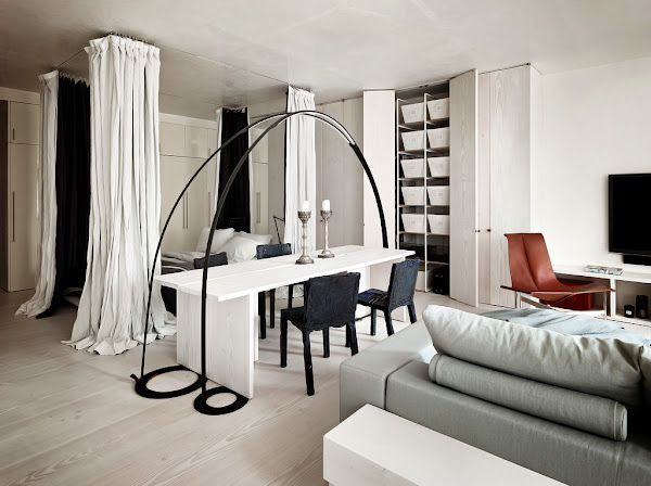 Separar ambientes decorar tu casa es - Studio indeling ...