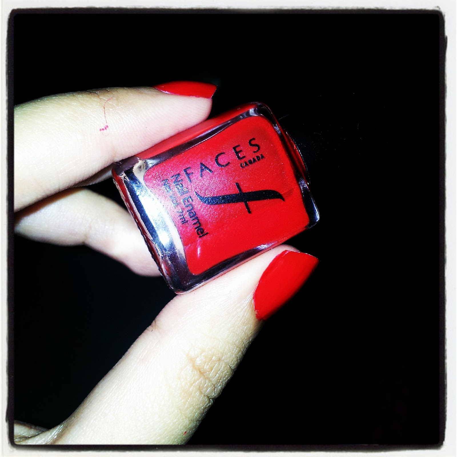 MakeupLover & HairHighness: My Favourite Red Nail Polish