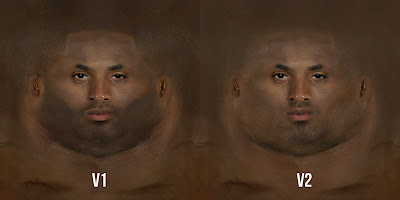 NBA 2K13 Kobe Bryant Face Comparison