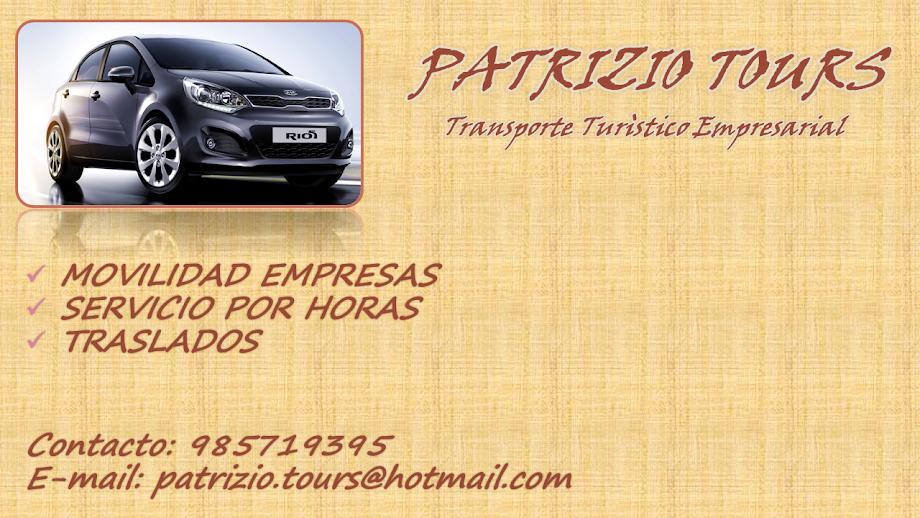 Patrizio Tours (TRANSPORTE TURISTICO)