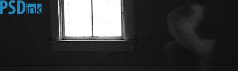 Cara menggabungkan gambar menjadi efek hantu