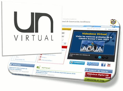 Cursos Online UN Virtual
