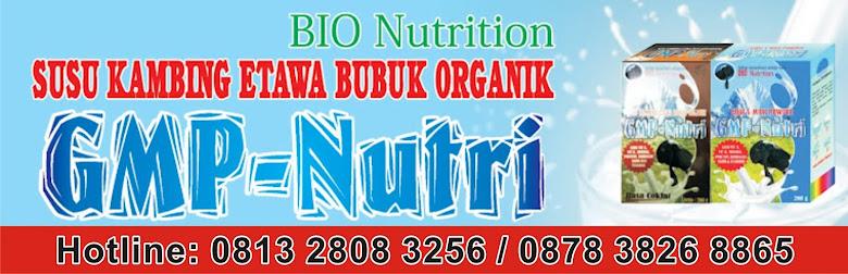 GMP NUTRI: Susu Bubuk Kambing Etawa Organik