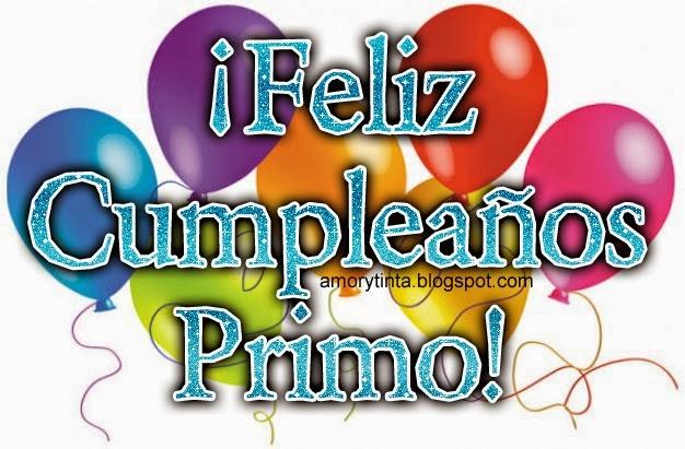 Imagenes De Cumpleaños Para Primos