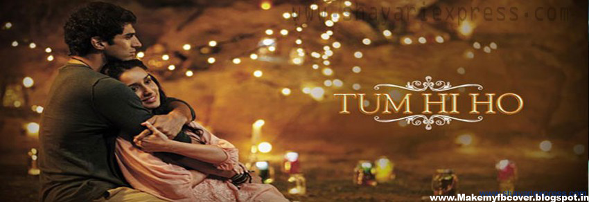 Aashiqui 2 Movie Facebook Timeline Cover