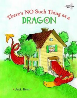 there's no such thing as a dragon book cover