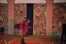 Centro Cultural Al Ándalus Guaro Griselda Qamar Espéctaculos Danza Oriental