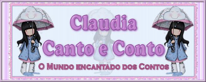 Claudia canto e conto 2
