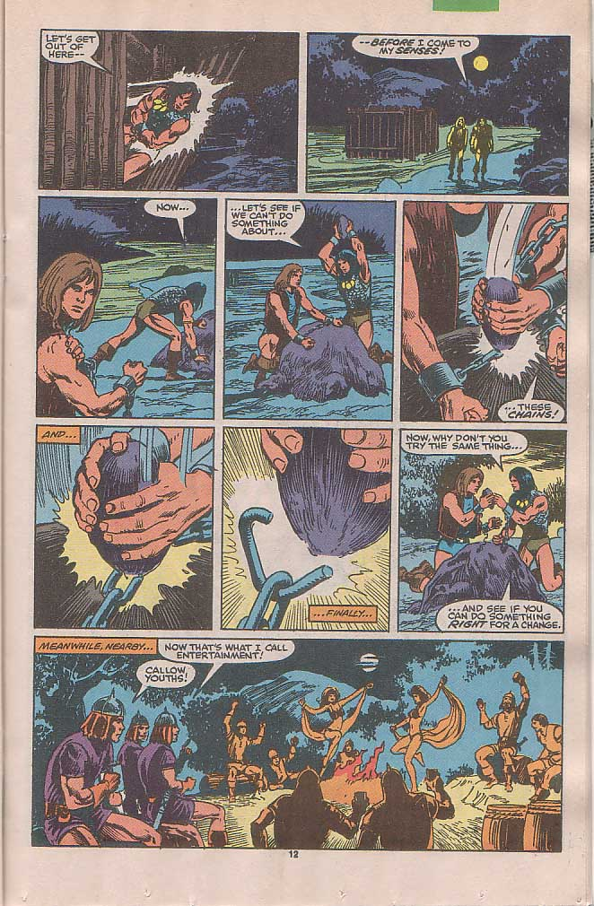 Conan the Barbarian (1970) Issue #236 #248 - English 10