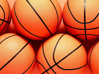 Basket Balls HD Wallpaper