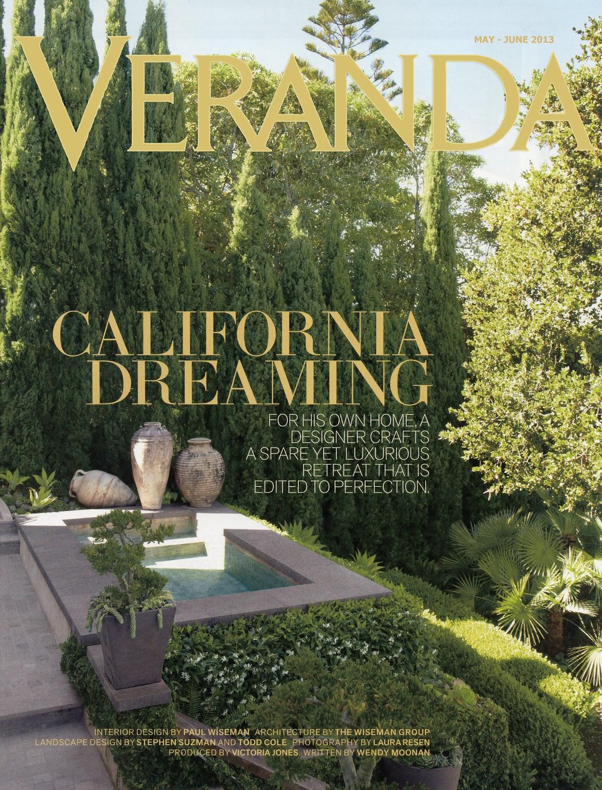 in the news paul wiseman s belvedere home featured in veranda