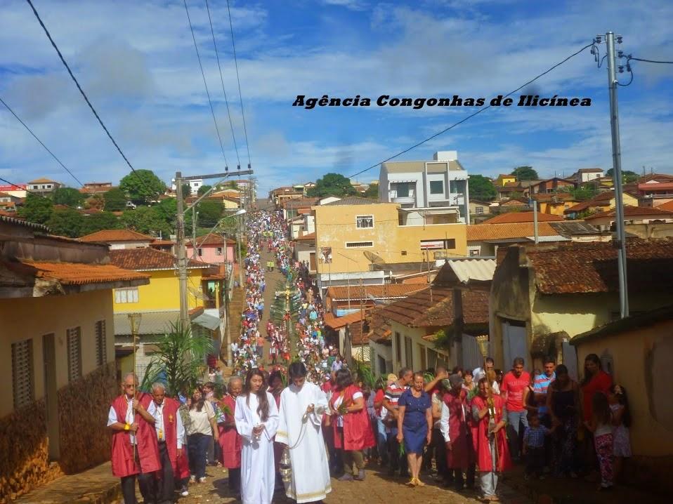 Semana Santa em Ilicínea
