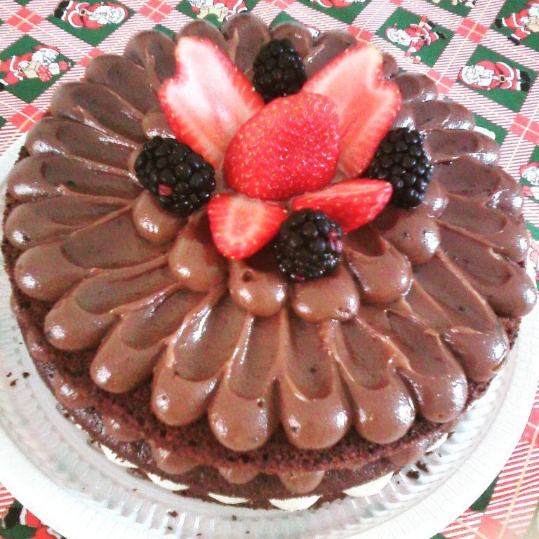 Conhecido Dolci Lemon: Naked Cake Dois Amores FC53
