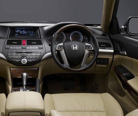Honda Accord Interior Image