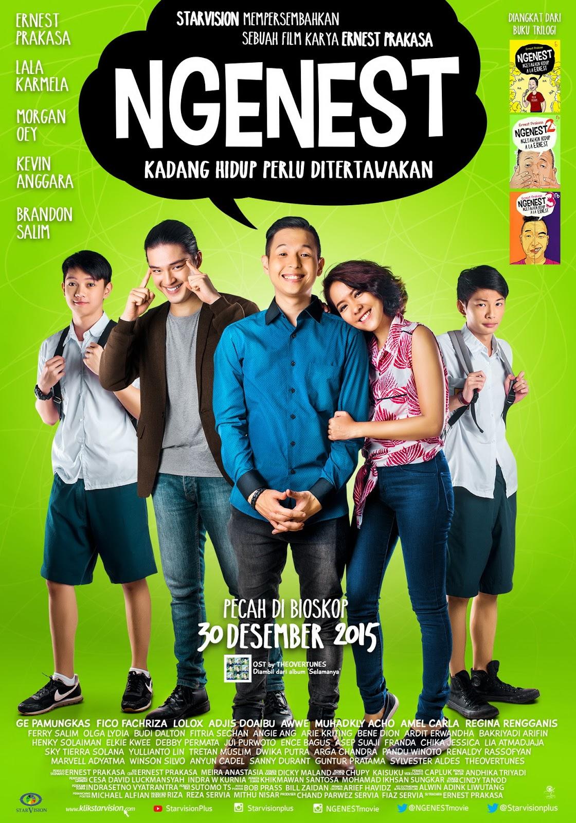 [Kaleidoskop] 13 Film Indonesia Paling Berkesan Di Tahun