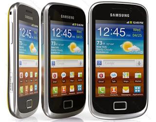 Harga Terbaru Hp Samsung Galaxy Mini 2 S6500 Dan Spesifikasi
