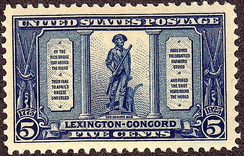Lexington Postage