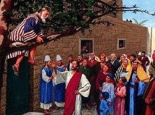 Zaqueu: Um pecador procurando Jesus