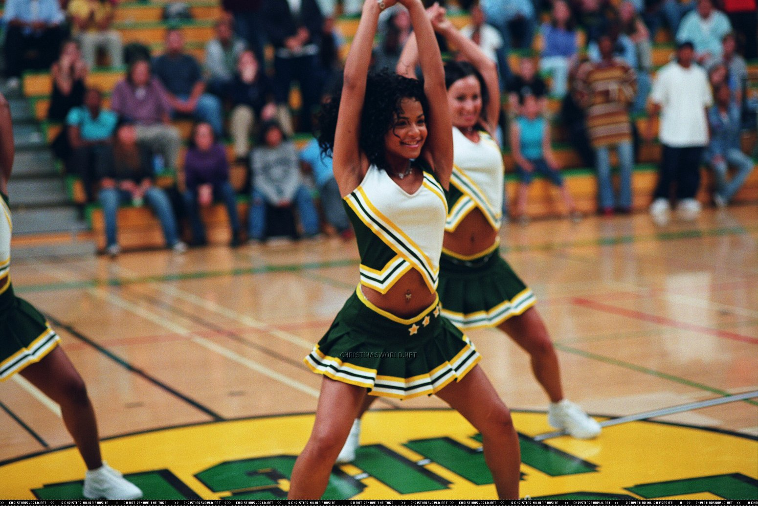 cheerleaders in movies and tv shows april 2011
