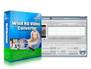 WinX HD Video Converter Deluxe 4