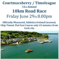 Courtmacserry 10k - Fri 29th June 2018