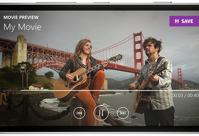 Movie Creator Beta for Windows Phone
