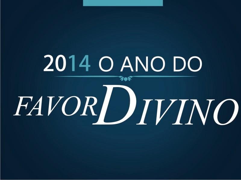 2014 Viveremos o novo de DEUS!
