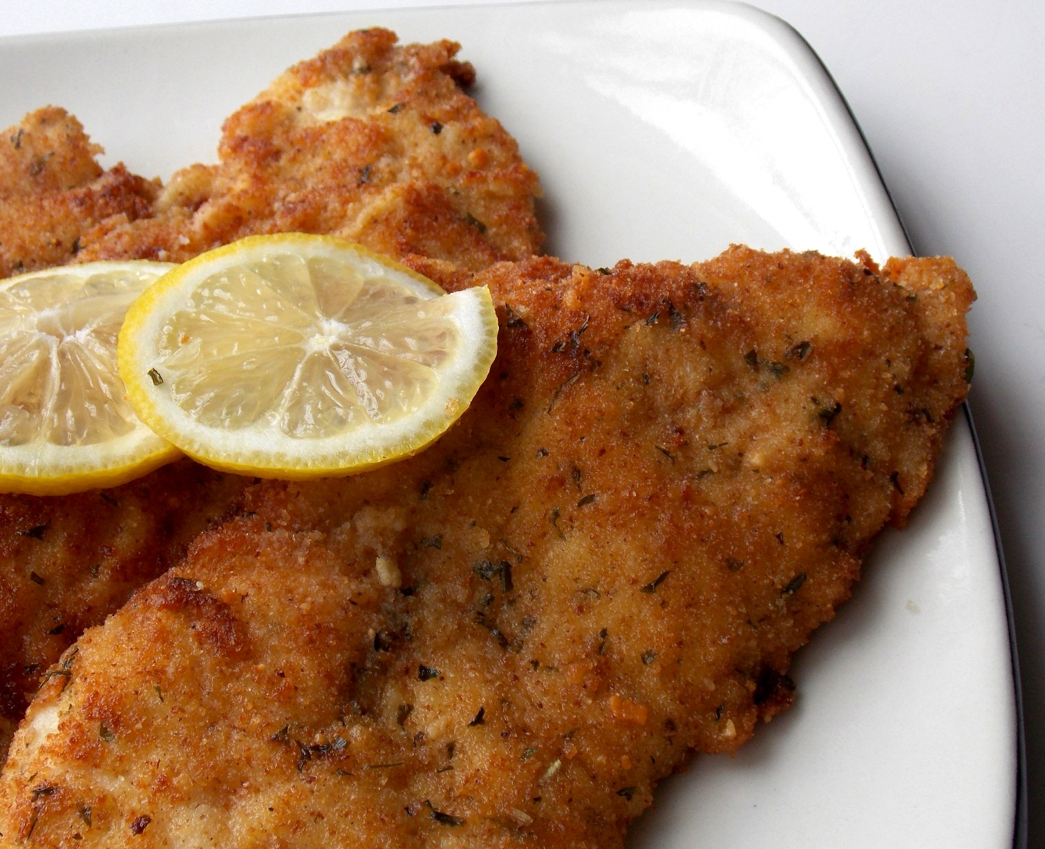 Mystery Lovers' Kitchen: 4 Tips For Making Italian Breaded Chicken Cutlets  From Cleo Coyle