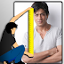 Shahrukh Khan Height - How Tall