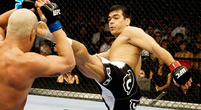 Machida vs. Ortiz UFC