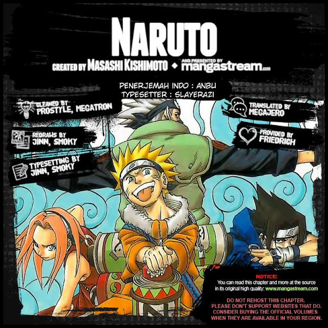 "Komik Naruto Chapter 614 ""Untukmu"" Indonesia"