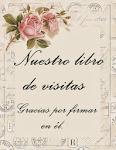 Nuestro libro de visitas