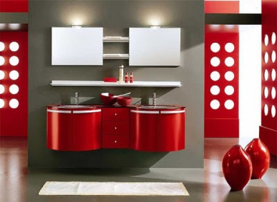 Home Interior Decoration 2012 Bathroom Designs