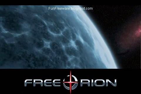 FreeOrion Splash Image FunFreeware