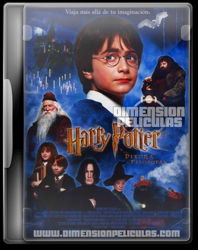 Saga Harry Potter 1-7 (BRRip Inglés Subtitulado)