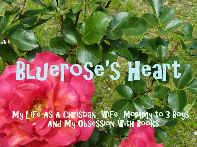 Bluerose's Heart