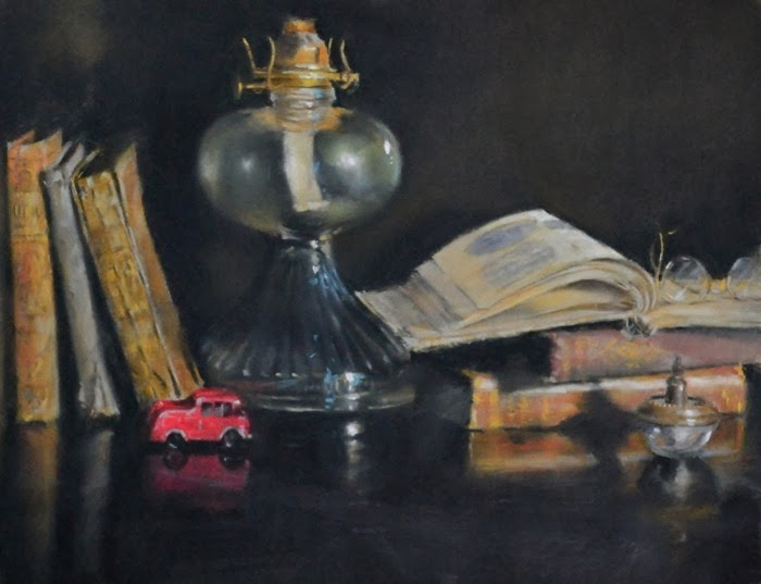 Британский художник. Mike Beeman