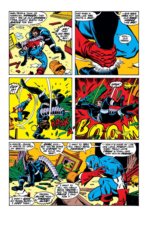 Captain America (1968) Issue #153 #67 - English 9