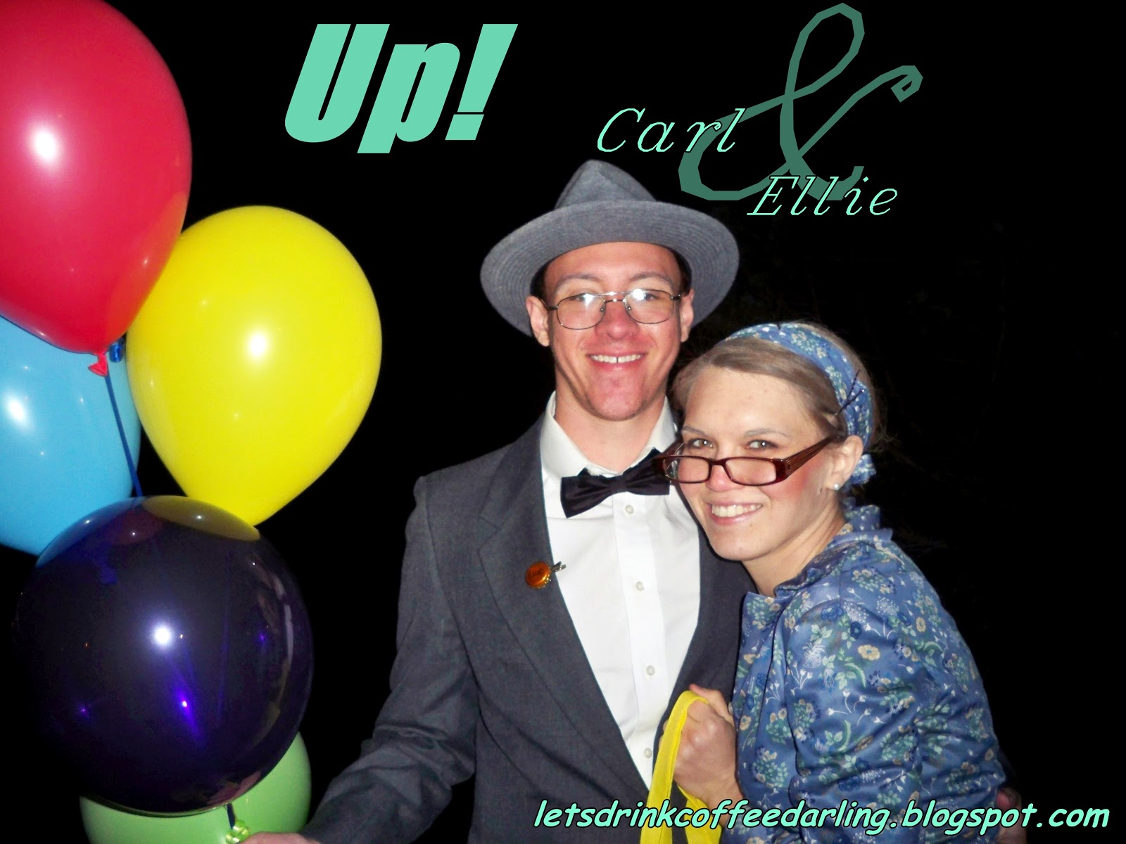 Tyler And I As Carl Ellie From Up