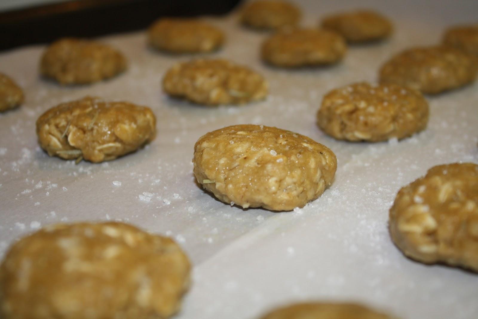 Savory Oatmeal Cookies | Gastronomically Imbalanced