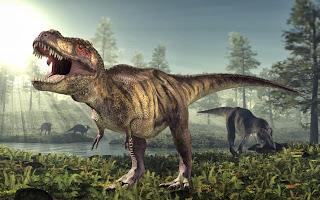How T. Rex got their band name - Tyrannosaurus Rex