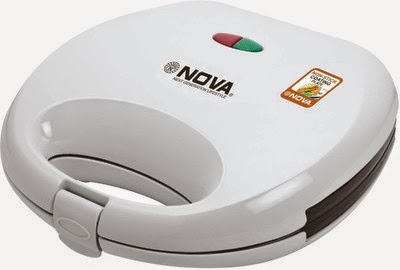 Flipkart : Buy Nova NSM-2415 Sandwich Maker at Rs. 500 only