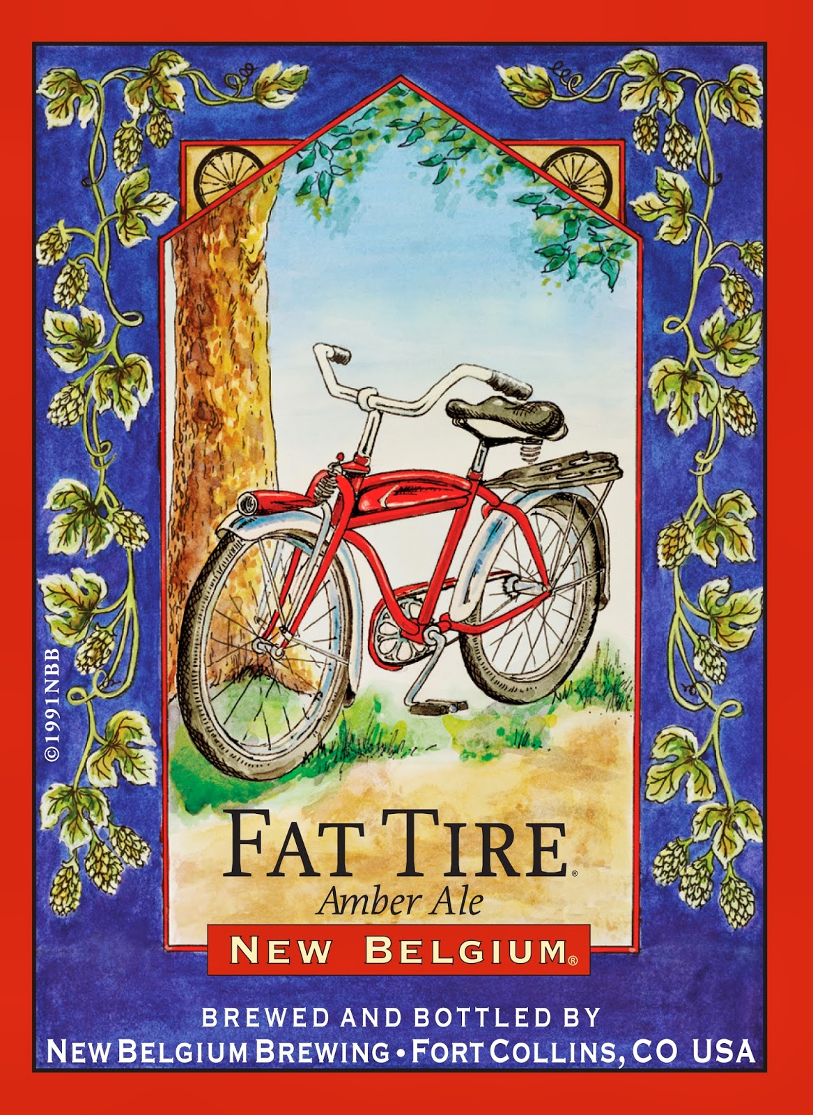 For New Belgium Brewing, based in Fort Collins, Colorado, Environmental Stewardship has been a core value since the company's inception.