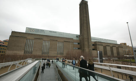 Tate modern gallery london mania for Tate gallery di londra