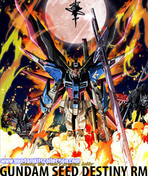 WATCH GUNDAM SEED DESTINY RM