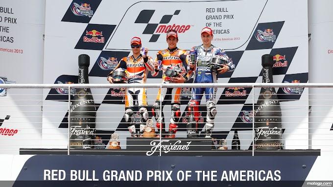 Klasemen Sementara Pembalap MotoGP Musim 2013