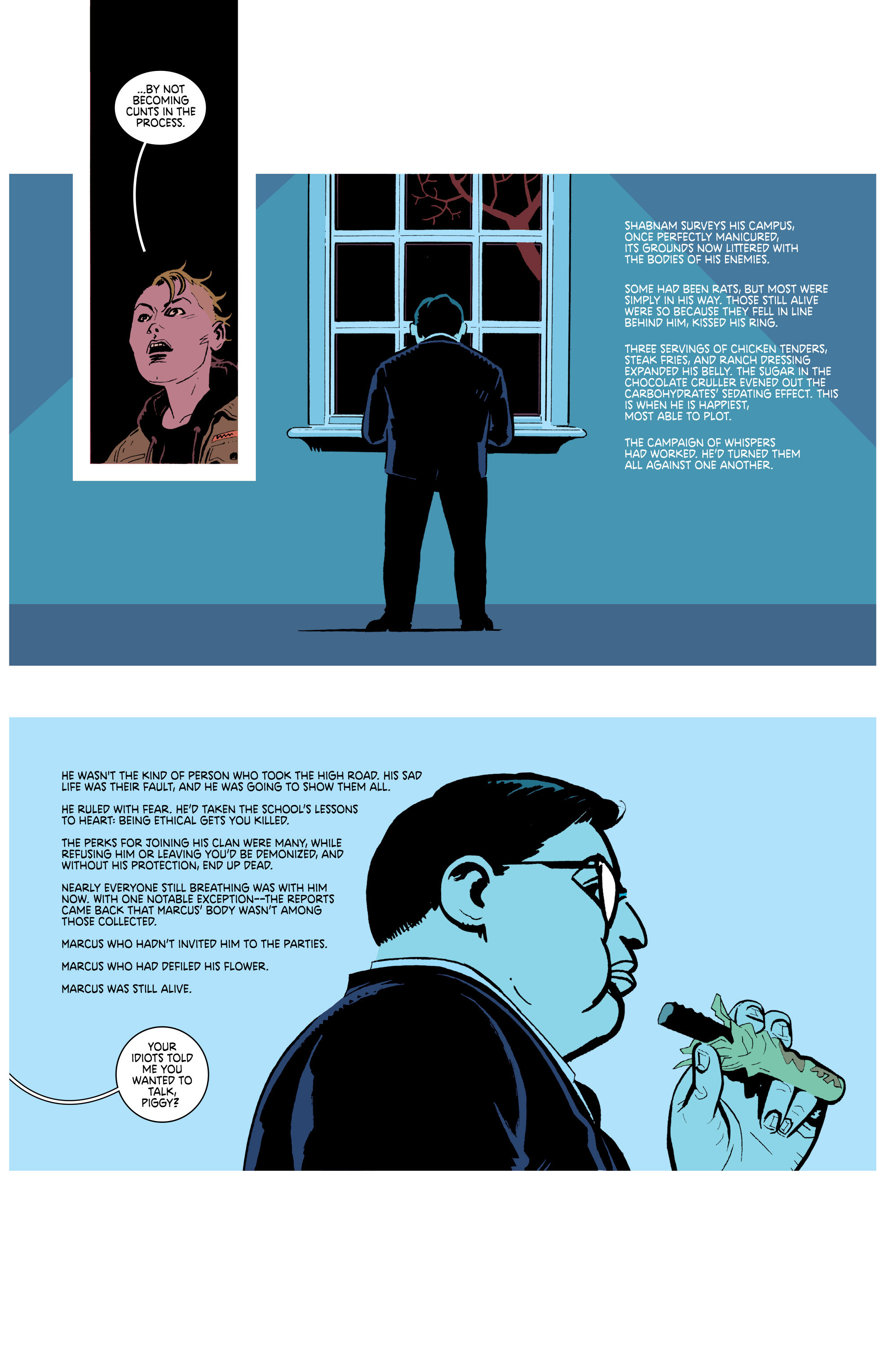 Read online Deadly Class comic -  Issue #18 - 6