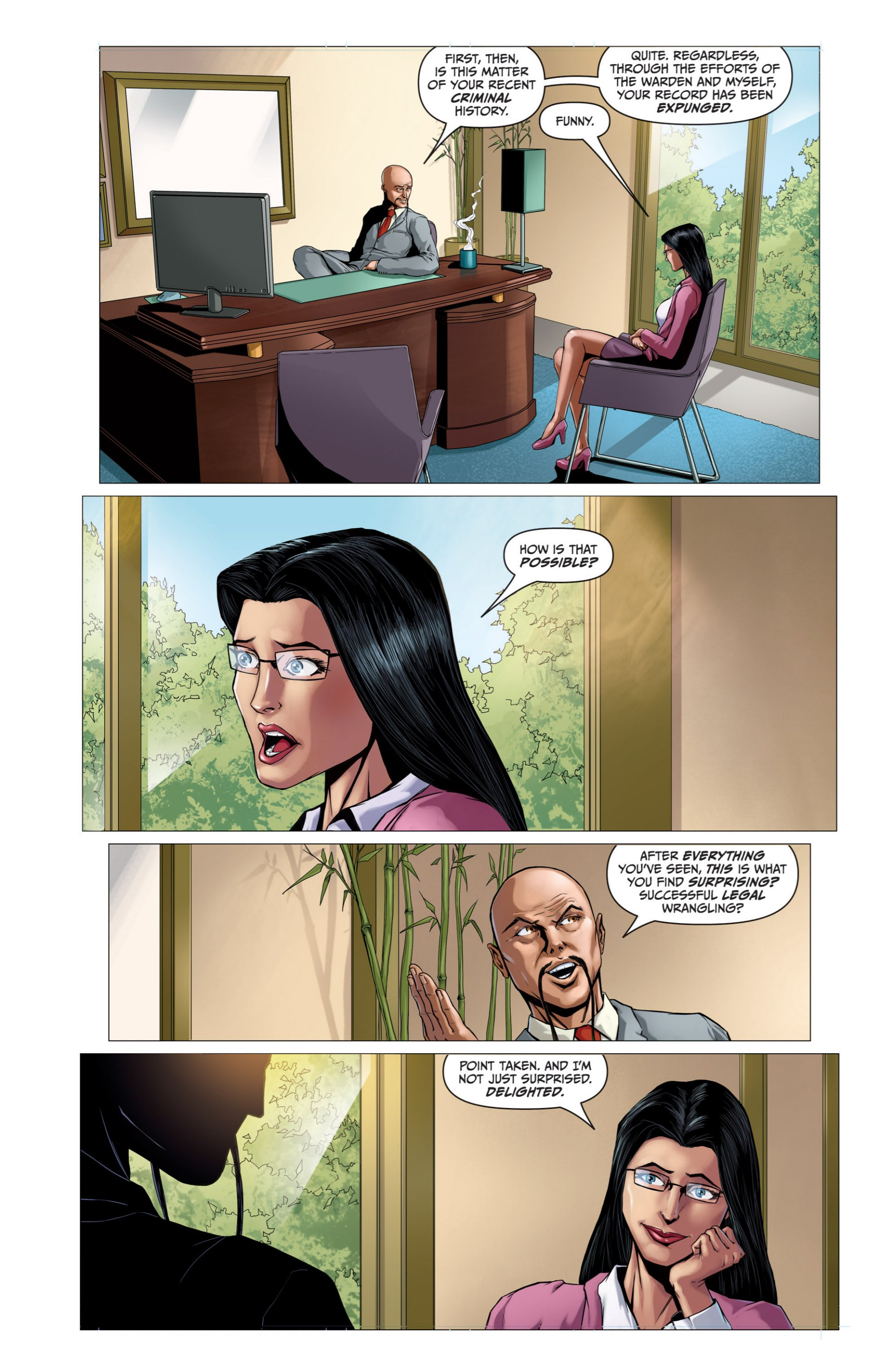 Grimm Fairy Tales (2005) Issue #83 #86 - English 5